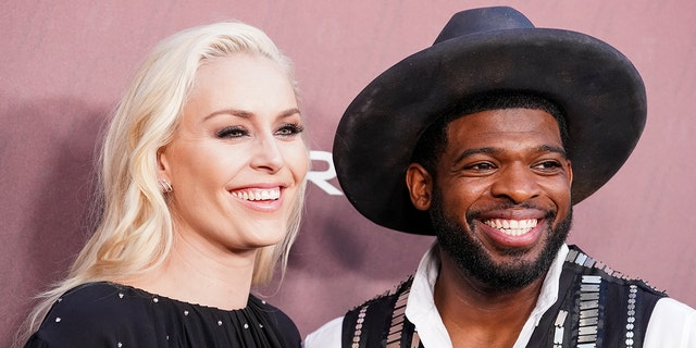 Lindsey Vonn and P.K. Subban first went public with their relationship in 2018. (Photo by Rachel Luna/WireImage)