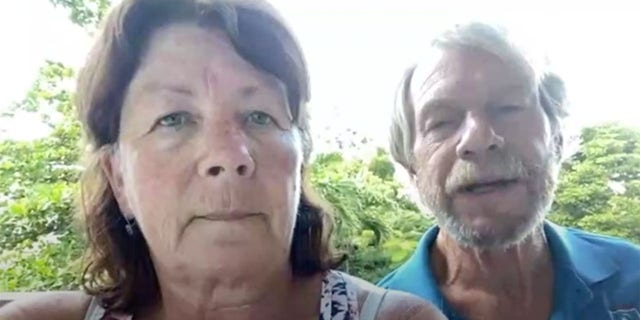 Lynn and John Hines -- among 4 U.S. citizens detained in British Virgin Islands