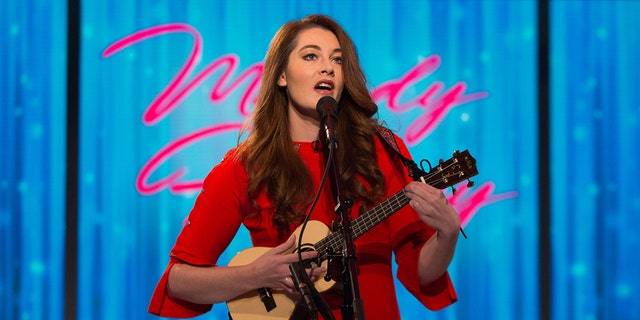 Mandy Harvey's career has skyrocketed since her viral performance on 'America's Got Talent.' (Nathan Congleton/NBCU Photo Bank/NBCUniversal via Getty Images)