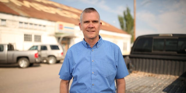 """Rep.-elect Matt Rosendale, R-Mont., has a laundry list of things he wants to get done in Congress but says he understands the way to """"eat an elephant"""" is """"one bite at a time."""" (Matt Rosendale)"""
