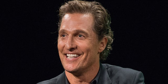 Academy Award-winning actor Matthew McConaughey hinted that he may be exploring a career in the WWE.