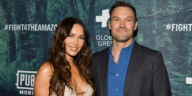 Megan Fox and Brian Austin Green filed divorce papers a second time after 10 anni di matrimonio. (Rodin Eckenroth/Getty Images)
