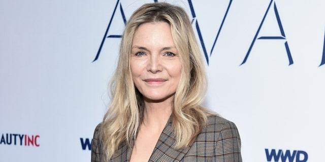 Michelle Pfeiffer has garnered Oscar buzz for the role. (Photo by Steven Ferdman/WireImage,)