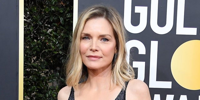 Michelle Pfeiffer stars as the redheaded Frances Prince in the upcoming film 'French Exit.' (Photo by Steve Granitz/WireImage)