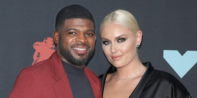 P.K. Subban and Lindsey Vonn have ended their engagement after three years together. (Photo by Jim Spellman/FilmMagic)