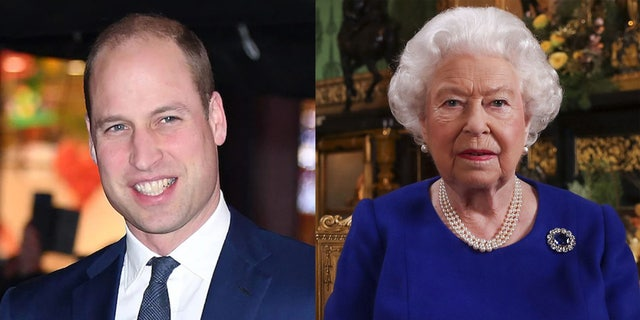 Prince William and his grandmother Queen Elizabeth II have given words of encouragement and hope to people during the ongoing coronavirus pandemic, says author Angela Levin.
