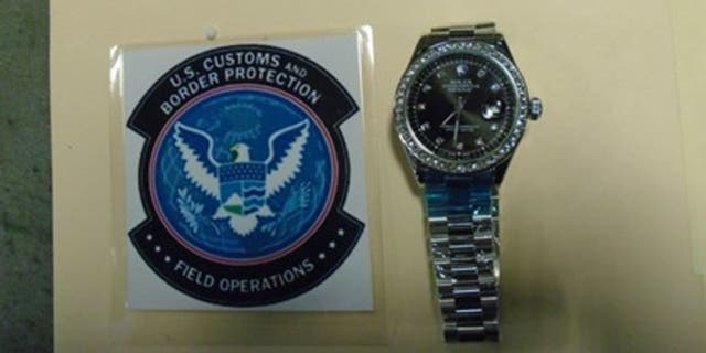 Each shipment contained 320 fakes – 1,280 total – which authorities estimated would have been worth a total $25.2 million at MSRP if they'd been the real deal.