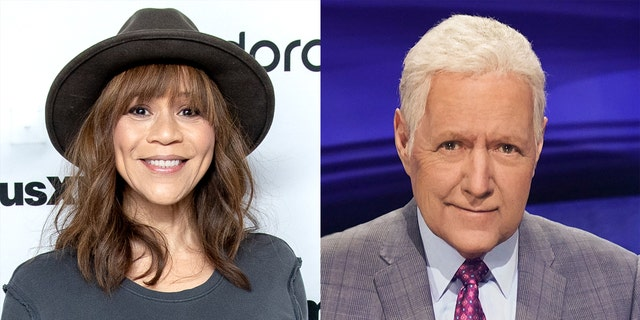Rosie Perez recalls Alex Trebek's 'White Men Can't Jump' cameo: 'I was beyond thrilled'