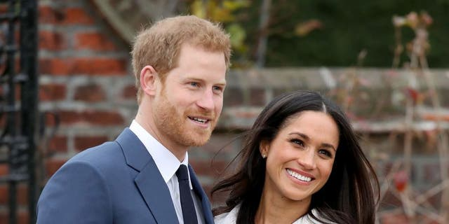 Prince Harry and Meghan Markle moved twice from the Duke of Sussex's native England before settling down in Santa Barbara, 牛犊.