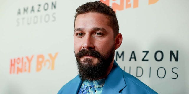 Shia LaBeouf is seeking 'treatment,' his lawyer says, after allegations of abuse were made against him in a lawsuit. (Photo by Rich Fury/Getty Images)