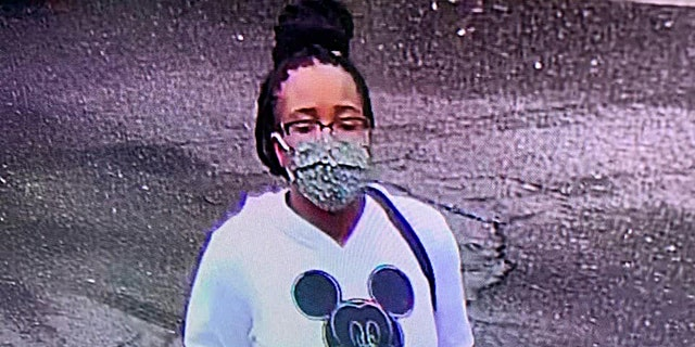 Police said this woman was being sought in the abandonment of a 2-year old boy at a Goodwill drop-off in Mississippi.