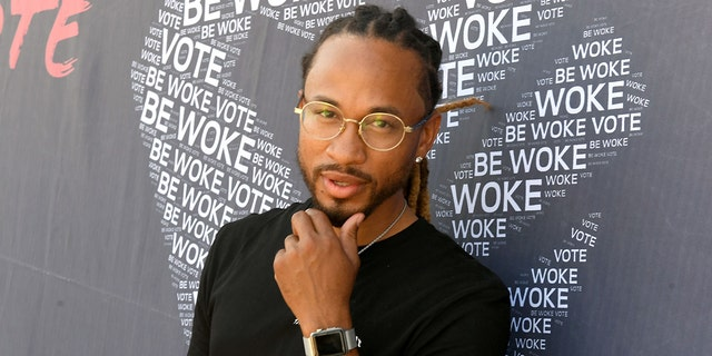 Spectacular Smith of Pretty Ricky was arrested at Walt Disney World on Monday.