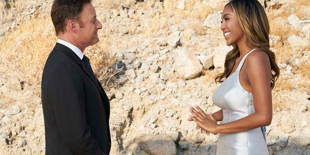 Chris Harrison has served as host of 'The Bachelor' and its spin-offs for nearly two decades. (ABC/Craig Sjodin)