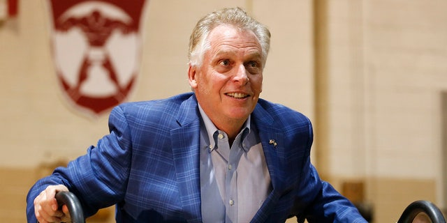 Virginia gubernatorial candidate Terry McAuliffe has received donations from Lanny Davis, attorney for Ukrainian billionaire Dmytro Firtash, a key figure in Donald Trump's first impeachment, government filings show. (AP Photo/Steve Helber, File)