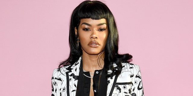 R&B star Teyana Taylor seemingly announced her retirement from music in a social media post on Friday. (Photo by Dimitrios Kambouris/Getty Images)