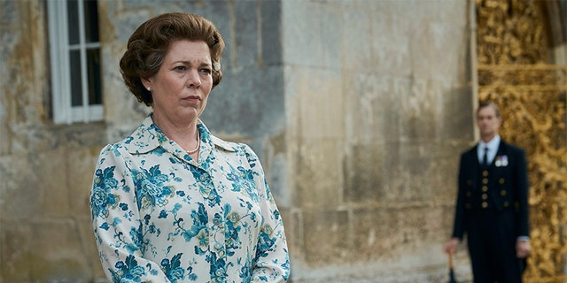 Olivia Colman currently stars as reigning monarch Queen Elizabeth II in 'The Crown.'