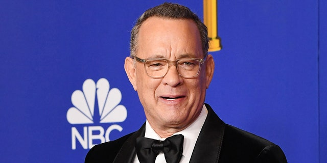 Tom Hanks will play Colonel Tom Parker in the Elvis Presley biopic. (Foto deur Steve Granitz / WireImage,)