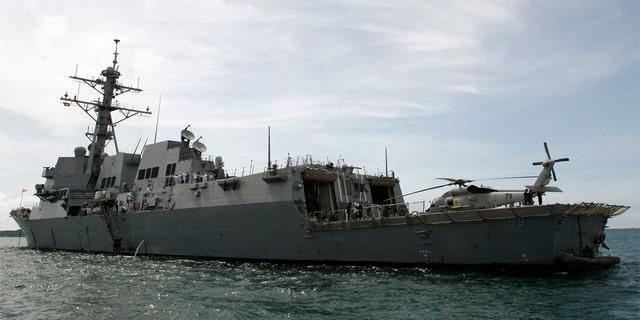 Chinese Aircraft Carrier Group Sails Through Taiwan Strait