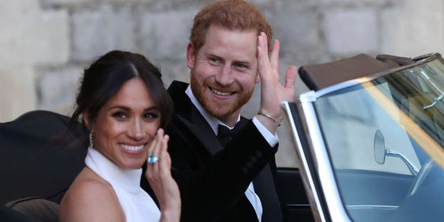 Meghan Markle and Prince Harry currently reside in California with their son Archie.