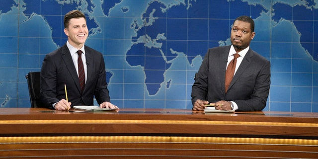 'Weekend Update' hosts Colin Jost and Michael Che sounded off the Supreme Court's refusal to hear a Texas case about the 2020 election.