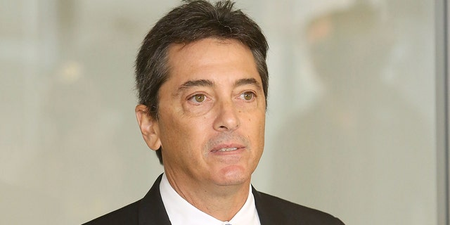 Scott Baio previously criticized his former co-star's attendance to a Democratic fundraiser in Wisconsin as 'wrong.'