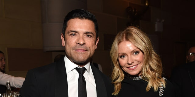 Mark Consuelos and Kelly Ripa got married in 1996. They are parents to three children. (Michael Kovac/Getty Images for Radio Hall of Fame)