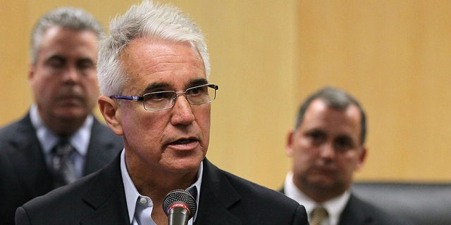 George Gascon is seen May 5, 2010 in San Francisco. (Getty Images)