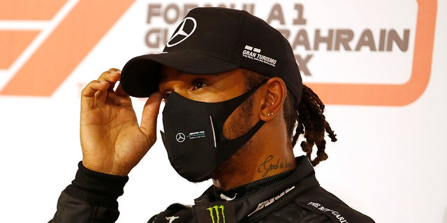 Lewis Hamilton tests positive for coronavirus, Briton to skip Sakhir Grand Prix