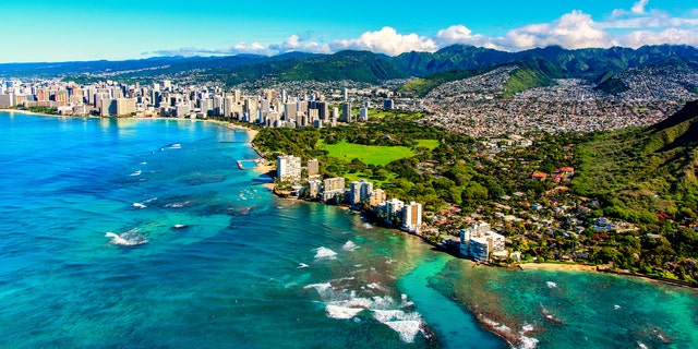 Hawaii is the fourth smallest U.S. state by land area. (iStock)