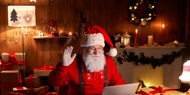Santas have teamed up to explore ways to still bring the Christmas spirit during the pandemic.