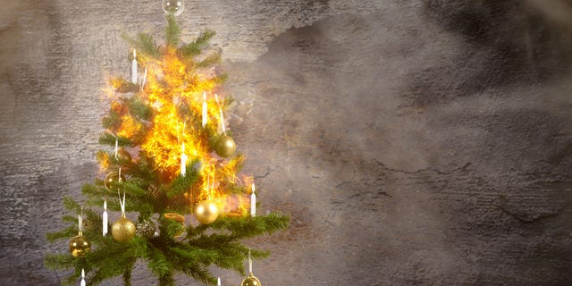 Christmas tree fires reportedly cause $10 million in property damage and cause an average of 14 injuries and two deaths each year.