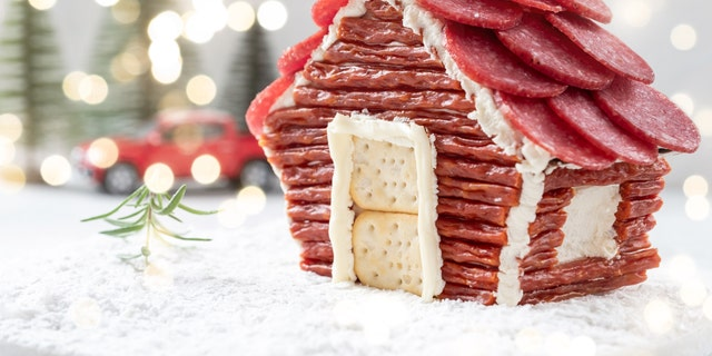 Charcuterie chalets have been the talk of the holiday season. (iStock).