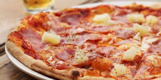 Hawaiian pizza has been named as the most popular pizza in the U.S., according to online order data Grubhub gathered in 2020. (iStock)