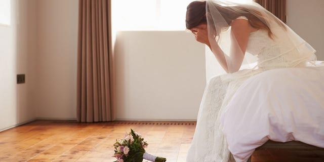 'N Toekomstige bruid staar ernstige gevolge in die gesig omdat haar toekomstige skoonsuster blykbaar nie die feit kan aanvaar dat die huweliksontvangs kindervry gaan wees nie.