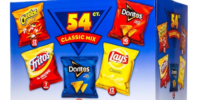 Frito-Lay's U.S. Snack Index survey earlier this year found that two-thirds of Americans would be more likely to buy a snack variety pack of they could customize it.