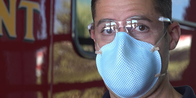 The Phoenix Fire department is focused on protecting the community and themselves against COVID-19. They're taking strict measures like wearing masks at all times, socially distancing whenever possible, and utilizing a decontamination unit that sanitizes and sprays their trucks, ambulances, and stations (Stephanie Bennett/Fox News).