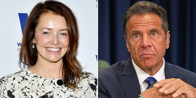 "Lindsey Boylan accused Gov. Andrew Cuomo of suggesting the pair play ""strip poker"" as they flew together following an event. He has denied her claims."
