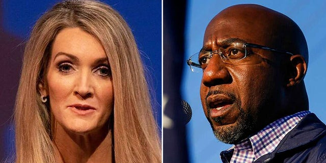 The Rev. Raphael Warnock, a Democrat, claimed victory over U.S. Sen. Kelly Loeffler in one of Georgia's two U.S. Senate runoff elections.