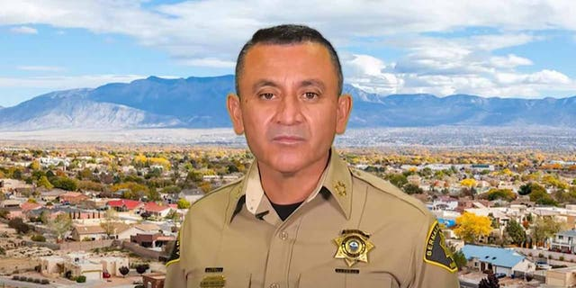 Bernalillo County Sheriff Manny Gonzales is running for Albuquerque mayor.