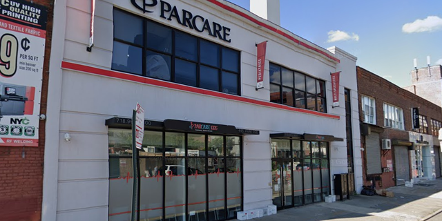 A ParCare Community Health Network location in the Brooklyn borough of New York City. (谷歌地图)