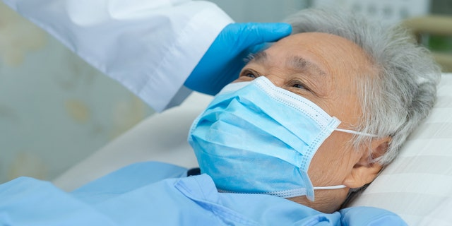 The FDA said health care providers should provide face masks without metal to MRI patients.