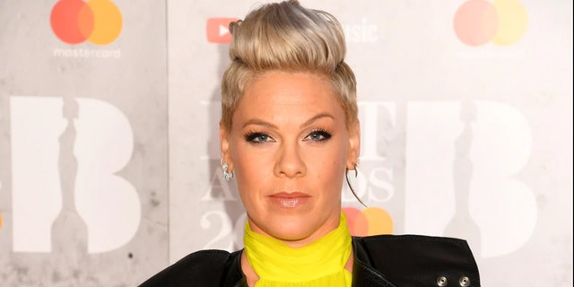 Pink announced that her father Jim has passed away.