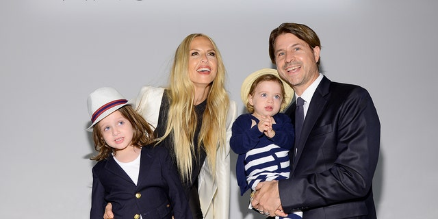 Rachel Zoe 'scarred for life' after watching son fall from ski lift