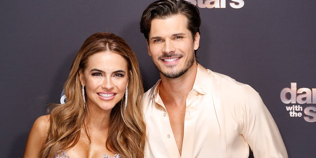 Chrishell Stause's former DWTS partner Gleb Savchenko comments on her new romance
