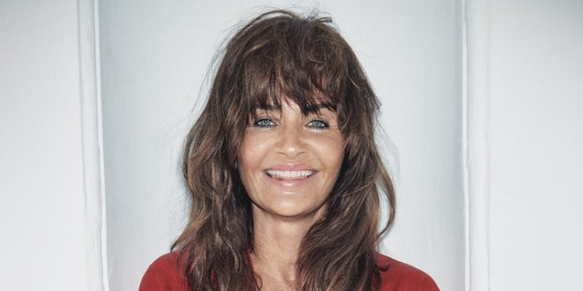 Helena Christensen models in Victoria's Secret campaign 24 years after her runway debut