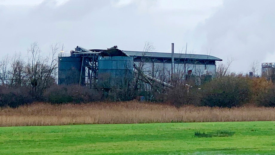 Multiple casualties at large explosion at UK sewage plant