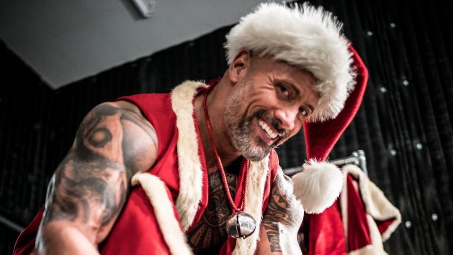 Dwayne Johnson has a new boozy ice cream to celebrate the holidays