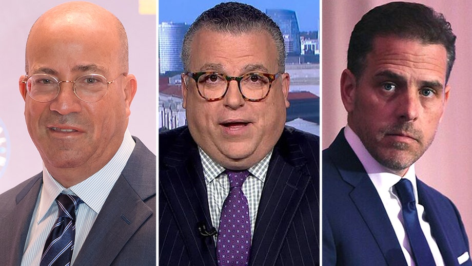 CNN boss, political director spiked Hunter Biden controversy, audiotapes reveal: 'We're not going with' story