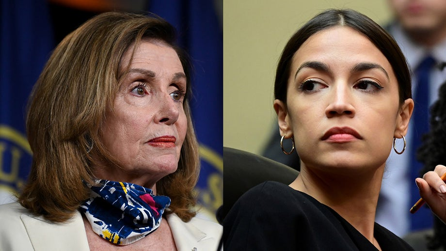 Leslie Marshall: Are Democratic congressional leaders too old? AOC and Pelosi have very different views