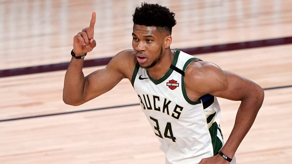 Antetokounmpo says he wanted to repay Milwaukee's loyalty